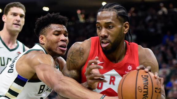 Kawhi, Raptors take Game 5 on the road