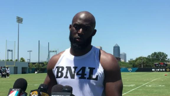 Fournette excited for 'clean start' this season