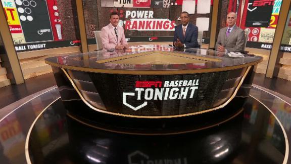 Twins rising up MLB Power Rankings