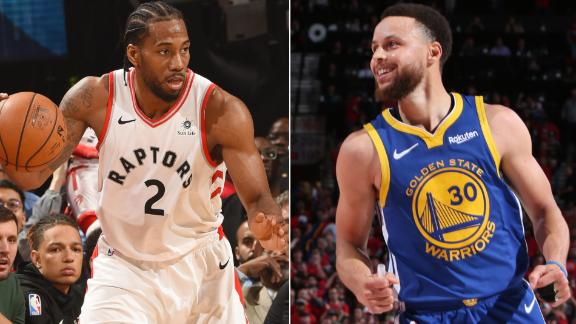 How the Raptors and Warriors made it to the NBA Finals