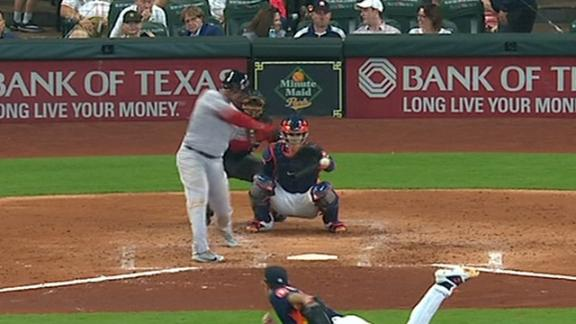 Devers homer fuels Red Sox's win