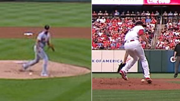 Cardinals pitchers continue to kick-out hitters