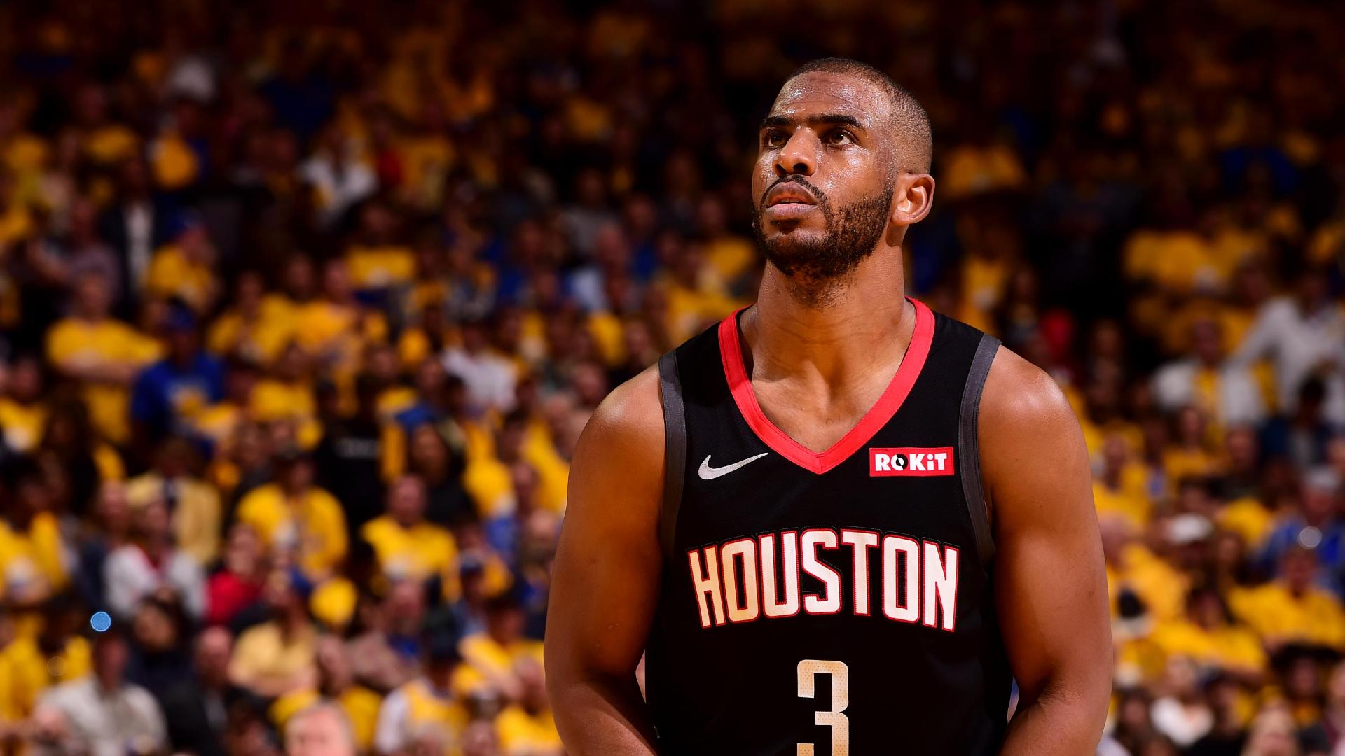 Woj: Rockets essentially making entire roster available