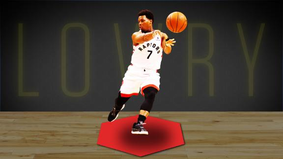 Kyle Lowry must spread the wealth in the Finals