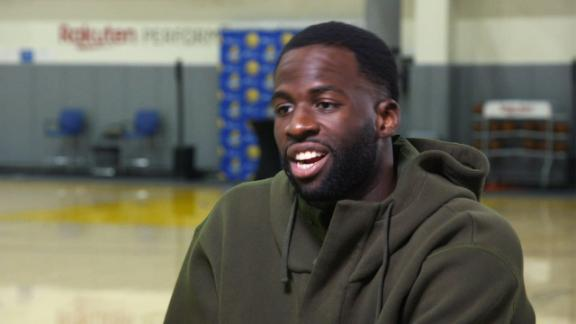 Draymond on KD potentially leaving: I'm not concerned with it