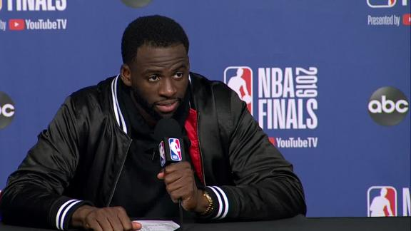 Draymond is not worried about Drake