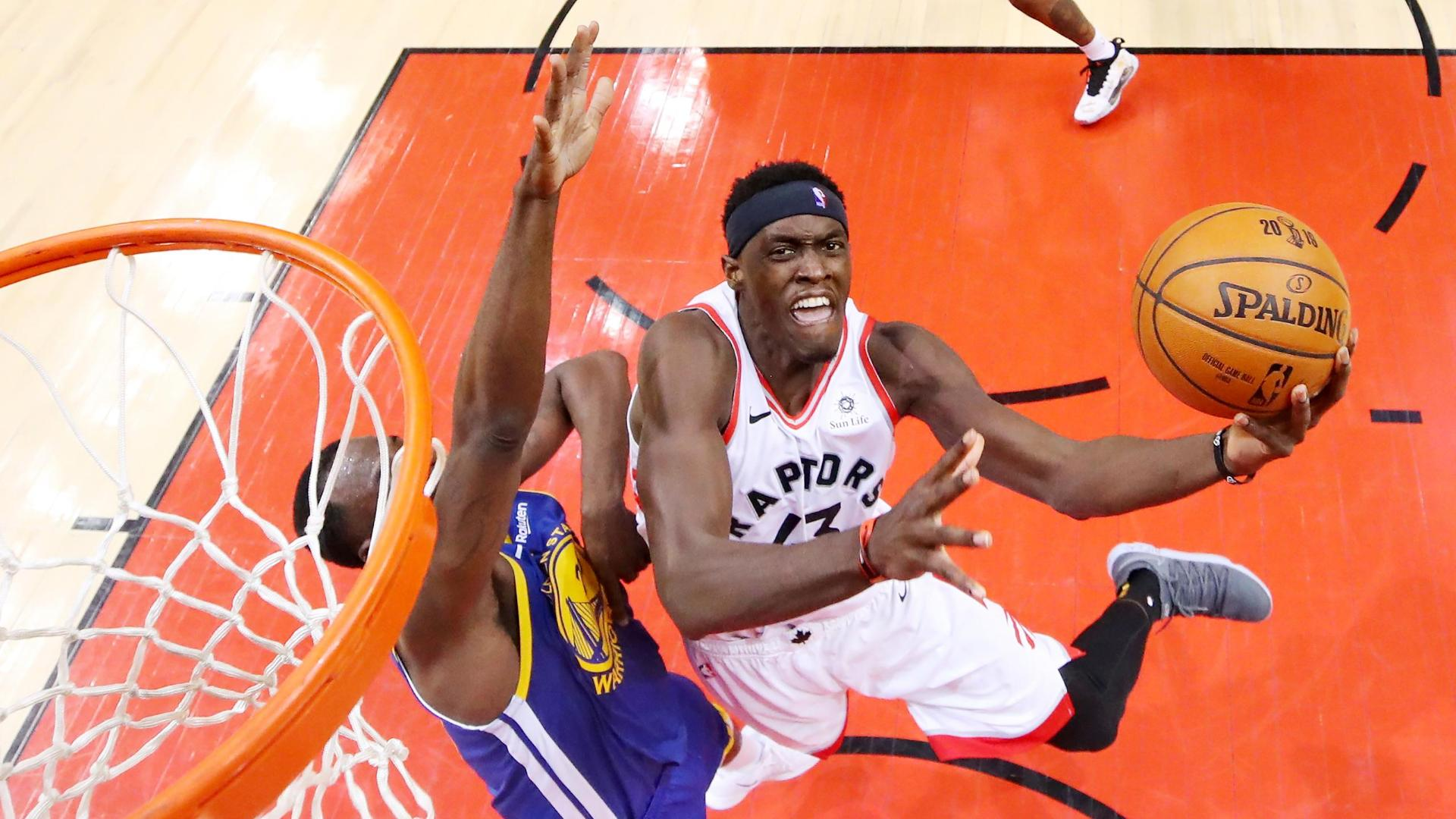 How Siakam became the Raptors' unlikely Game 1 hero
