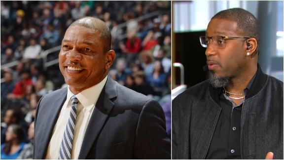 McGrady doesn't blame Rivers for his comments on Kawhi
