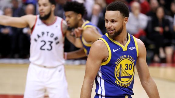Warriors use big third quarter to take Game 2 and even series