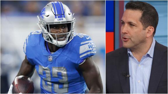 Schefter: Harrison, Slay demanding new contracts from Lions