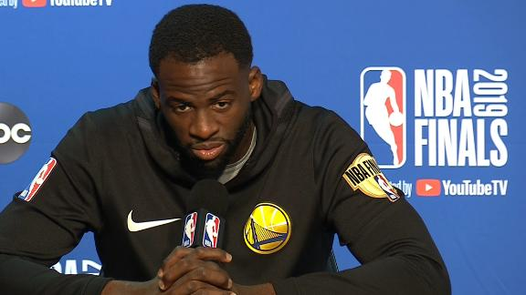 Draymond: Players 'essentially helpless' with fan interaction