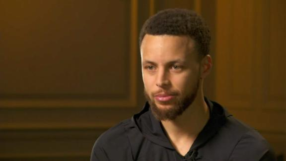 Steph on Game 5: Uncharted territory all the way around