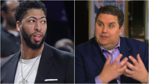 Windhorst: Davis has made it clear he wants to be in L.A.