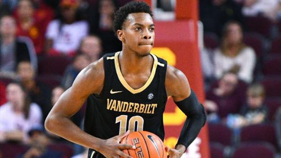 Scouting the draft: Could Garland be the next Lillard?