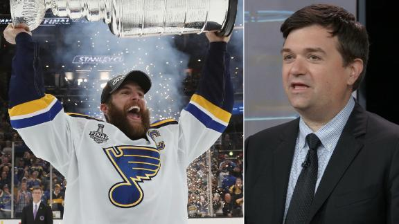Wyshynski will remember Blues' Cup win for overcoming adversity