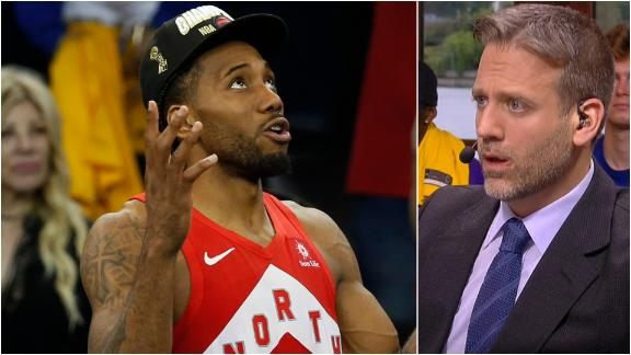 Kellerman: Clippers will win 2020 NBA title if Kawhi signs