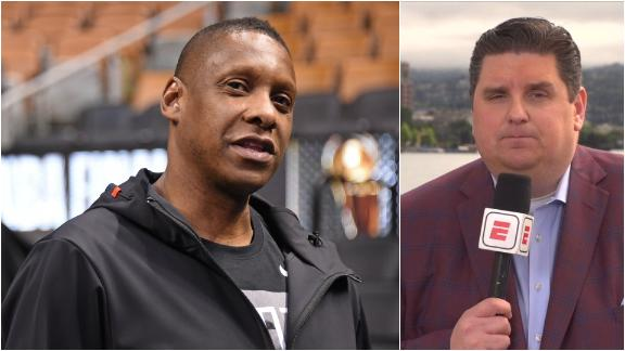 Windhorst: Ujiri's incident with officer an 'unfortunate situation'