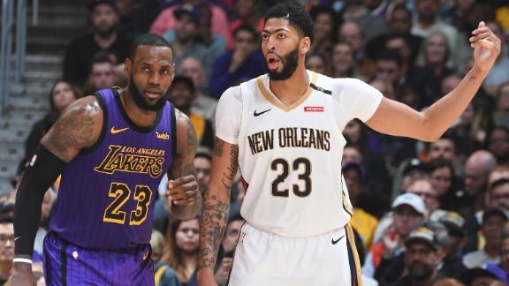 Woj: 'Lakers are a legitimate contender'