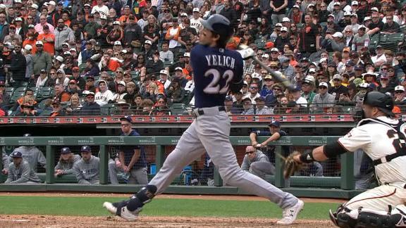 Yelich rocks league-leading 26th homer