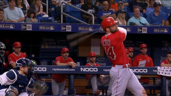 Angels blast 3 homers in win over Rays