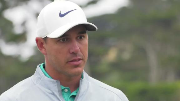 Koepka: 'I played great, nothing I can do'