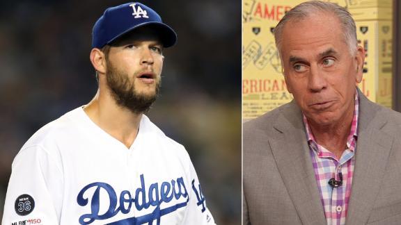 Kurkjian loves Dodgers' top four starters