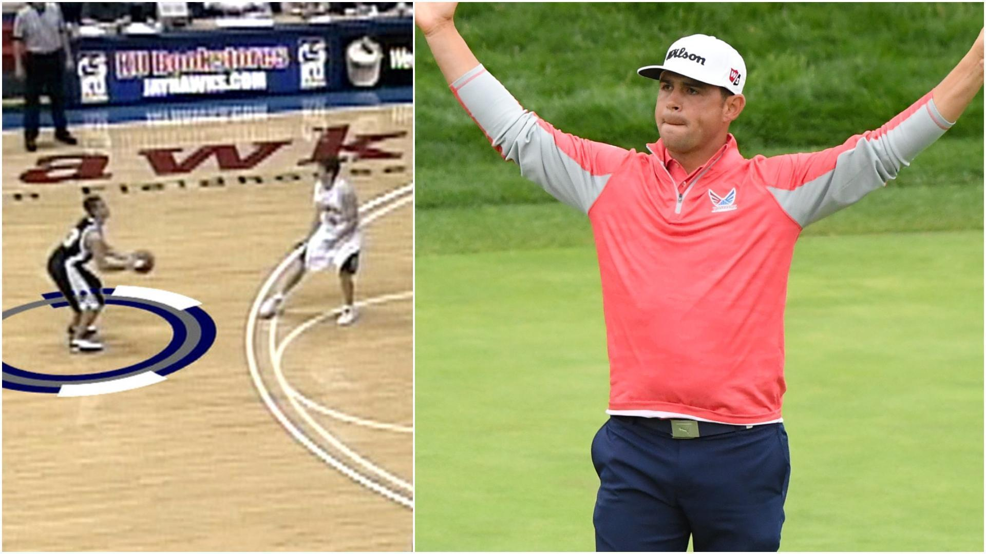 Gary Woodland isn't just a golfer