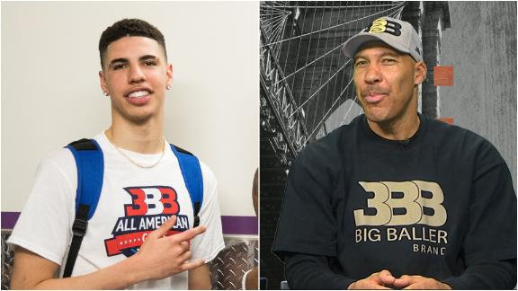 LaVar guarantees LaMelo will be No. 1 pick in 2020 NBA draft