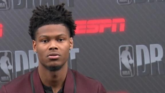 Reddish admits to bad habits at Duke, wants to ball like KD
