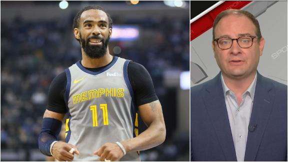 Woj: Conley a perfect fit for Jazz
