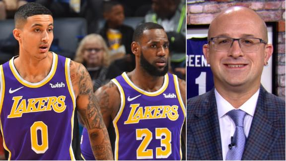 Sources Lakers Ok D To Talk With Warriors Adams Abc7 Com