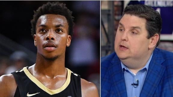 Windhorst: Draft trade talks for Garland are 'intense'