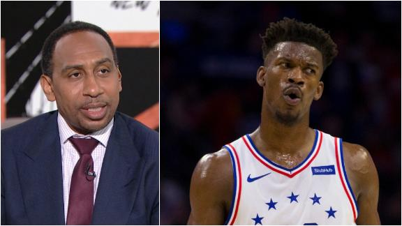 Stephen A.: Butler would be a 'walking disaster' with Harden, CP3