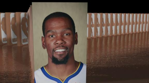 Durant's decision has major implications around the NBA