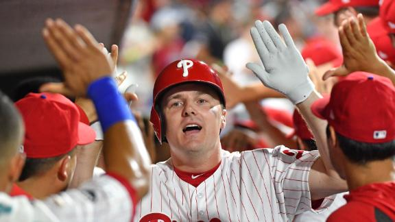 Phillies go deep four times in win
