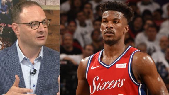 Woj: 76ers aren't interested in letting Butler walk