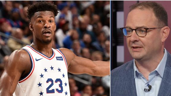 Woj: Rockets trying to convince Butler of sign-and-trade