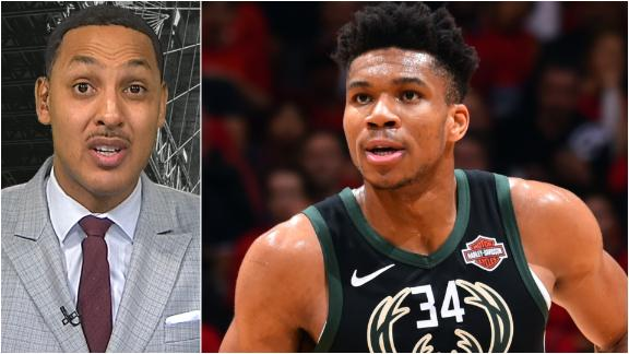 Hollins: NBA 'got it wrong' by making Giannis MVP
