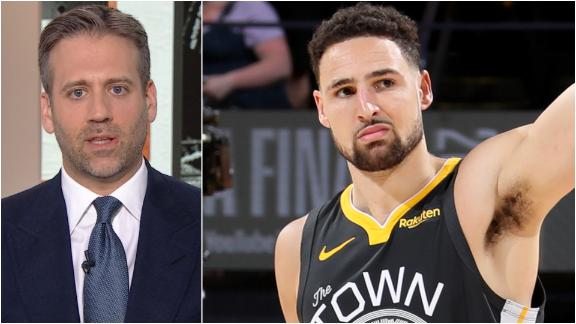 Kellerman: Warriors should focus on keeping Klay over KD