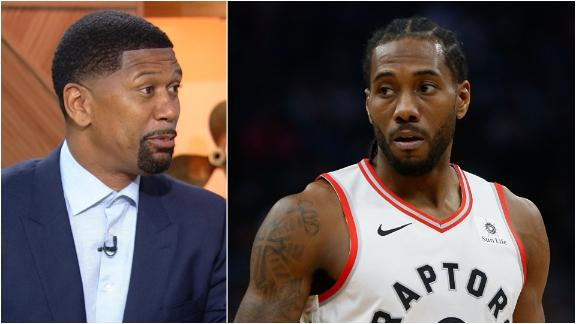 Jalen warns Kawhi about joining 'JV' Clippers