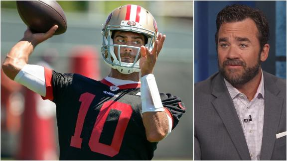 Saturday sees 49ers as a sleeper team this season