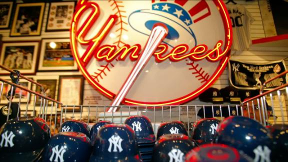Yankees' logo represents more than baseball