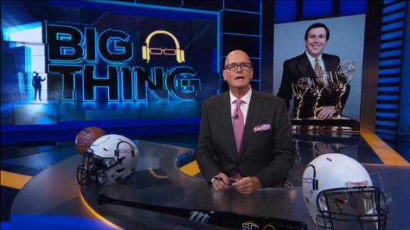SVP: Ley was 'moral compass' of ESPN