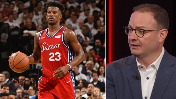 Woj: 76ers haven't ruled out sign-and-trade with Butler