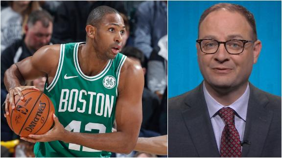 Woj: 76ers transform roster again with Horford signing