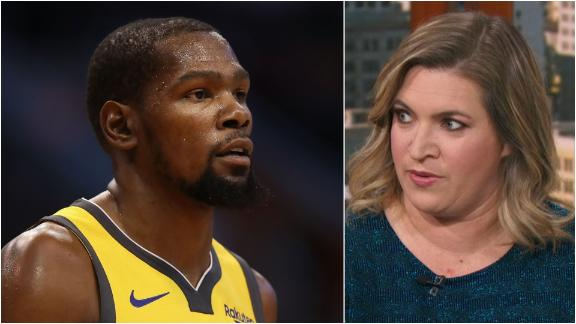 Shelburne: KD's desire to play with Kyrie, Jordan led him to Nets