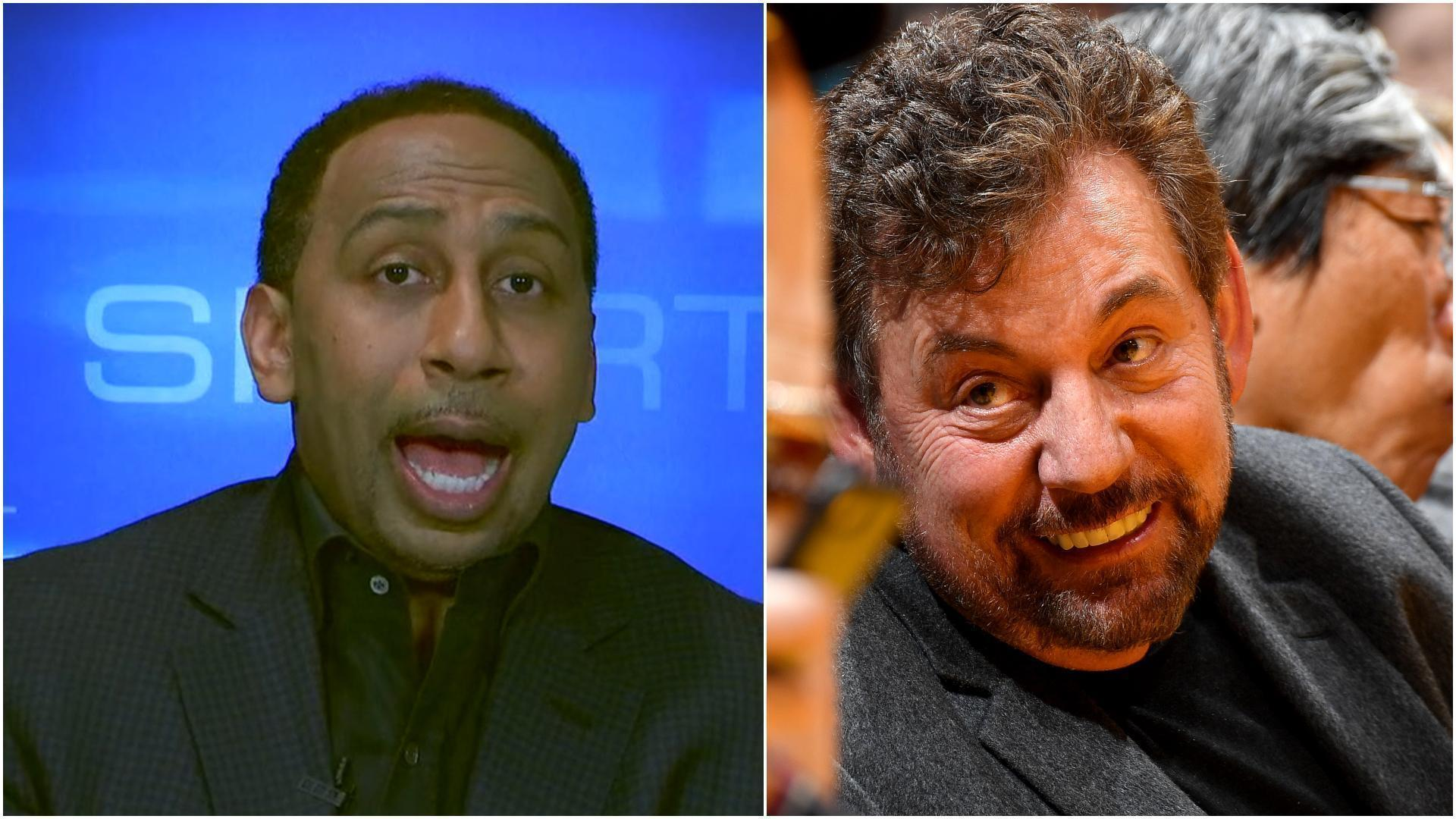 Stephen A. on Knicks: 'How stupid could you be?'