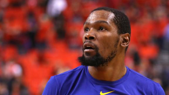Perkins: Nets are the 'perfect situation' for KD