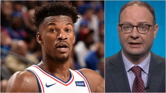 Woj: 76ers 'improved themselves' with Butler trade