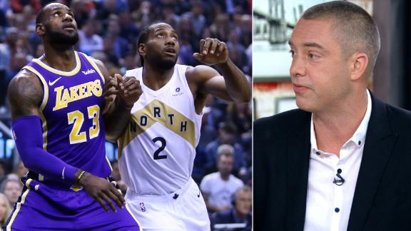Jacoby: Lakers don't need Kawhi to compete this year